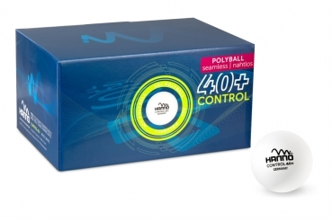 HANNO Control 2** Trainingsball 72er Box / Next Generation, weiß