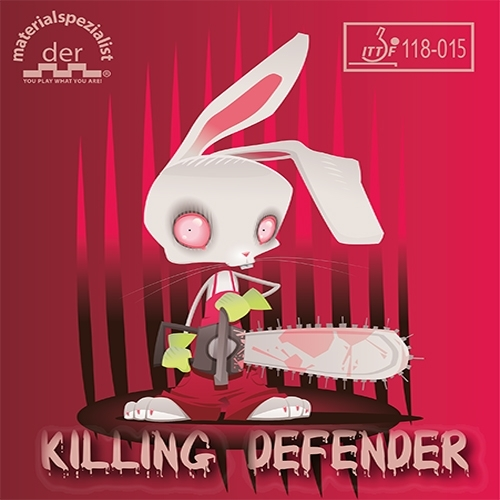 Der Materialspezialist Killing Defender